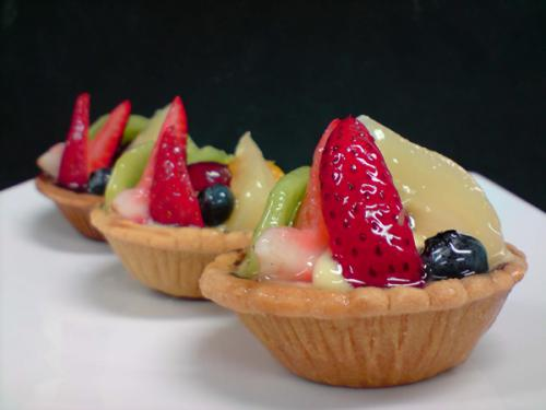 Fresh Fruit Tarts 3