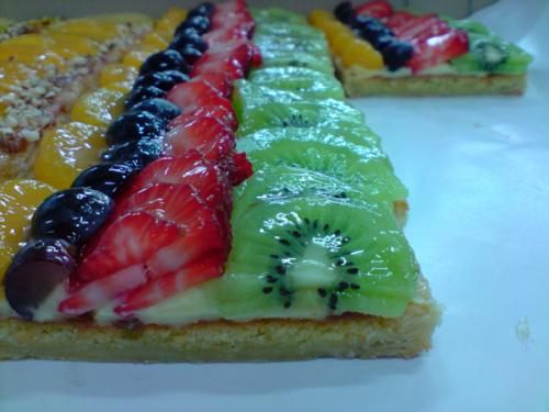 Slices - fresh fruit