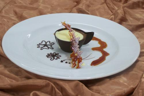 Choc Mousse Cup