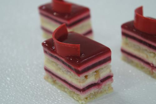 D Raspberry and Lychee Slice8