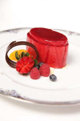 D Summer Berry Pudding7