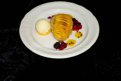 Mango Gallette