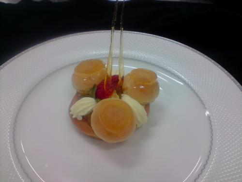St Honore Dessert