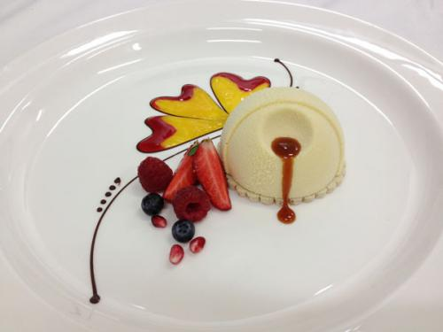 White Chocolate Mousse Eclipse