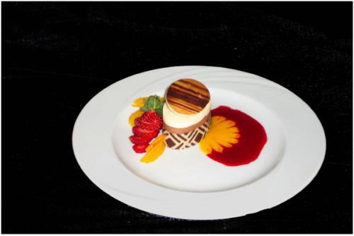 Black & White Dessert
