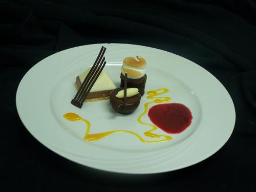 Chocolate Trio