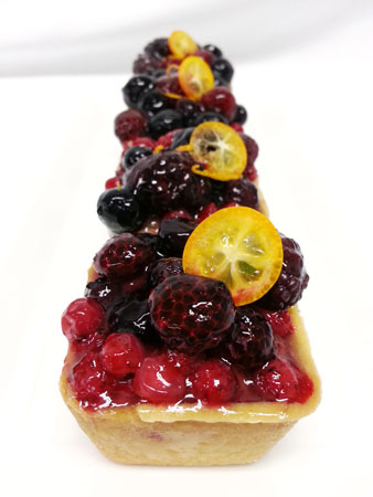 Baked Mixed Berry
