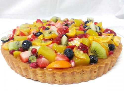 Frest Fruit Flan