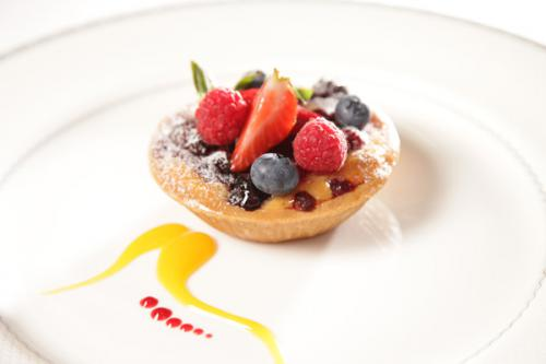 D Mixed Berry Tart  3