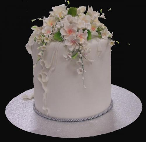 Wedding Hat Shape